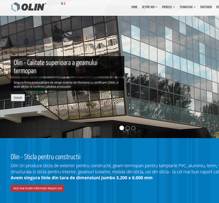 Site design Olin