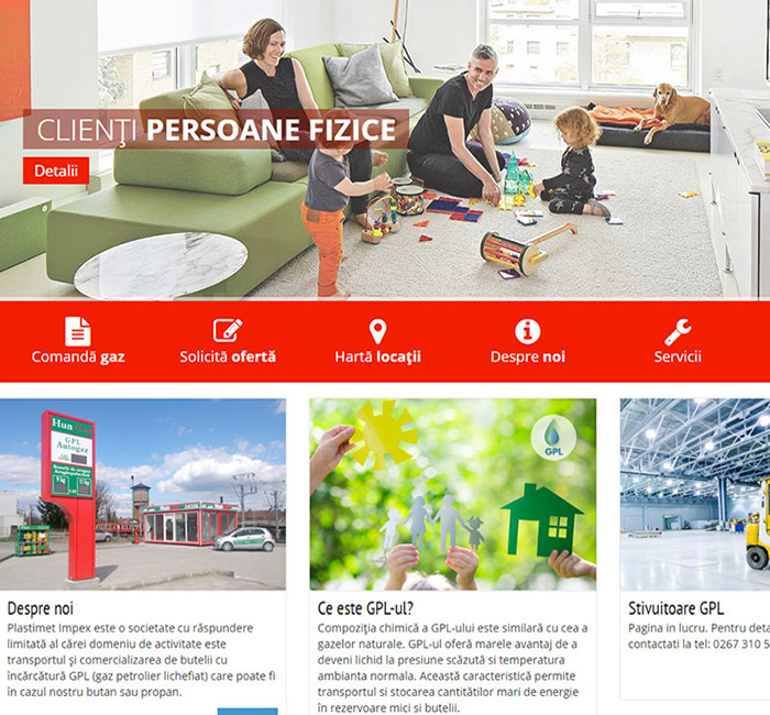 Site design Plastimet